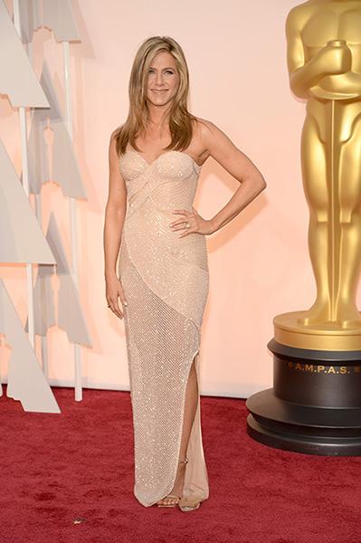 Jennifer Aniston Oscars 2015 vjenčanica