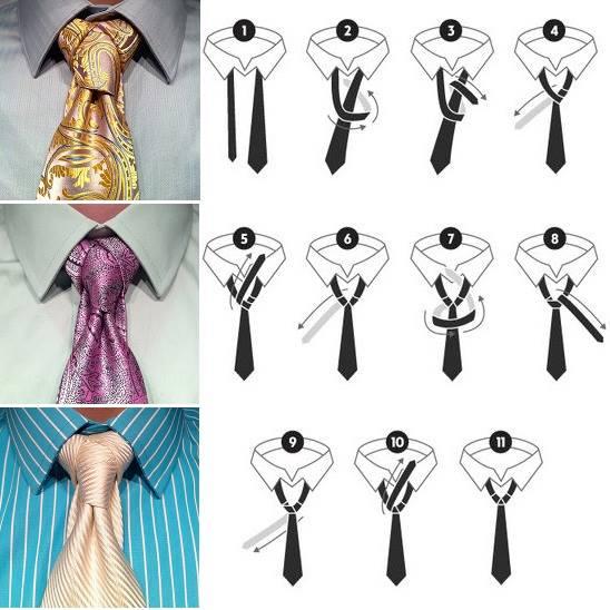 Kako zavezati kravatu