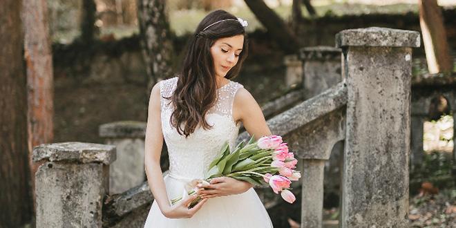 Sandra Haddad 2019 vjenčanice